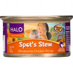 Halo Purely For Pets Cat Food - Spots Stew - Wholesome Chicken - 3 Oz - Case Of 12   Comprar Suplemento em Promoção Site Barato e Bom