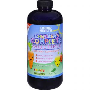 Liquid Health Children's Complete Multiple - 16 Fl Oz   Comprar Suplemento em Promoção Site Barato e Bom