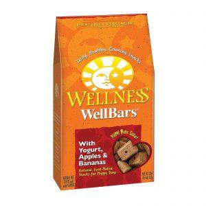 Wellness Pet Products Dog Food - Yogurt - Apple And Bananas - Case Of 6 - 20 Oz.   Comprar Suplemento em Promoção Site Barato e Bom