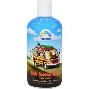 Rainbow Research Organic Herbal Bubble Bath For Kids Unscented - 12 Fl Oz   Comprar Suplemento em Promoção Site Barato e Bom