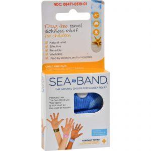 Sea-band Child Travel Sickness Wristband   Comprar Suplemento em Promoção Site Barato e Bom
