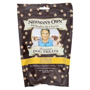 Newman's Own Organics Cheese Treats - Organic - Case Of 6 - 10 Oz.   Comprar Suplemento em Promoção Site Barato e Bom