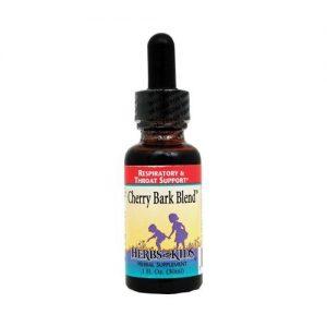 Herbs For Kids Cherry Bark Blend - 1 Fl Oz   Comprar Suplemento em Promoção Site Barato e Bom