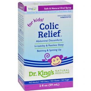 King Bio Homeopathic Colic Relief - 2 Oz   Comprar Suplemento em Promoção Site Barato e Bom