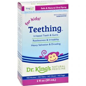 King Bio Homeopathic Teething - 2 Fl Oz   Comprar Suplemento em Promoção Site Barato e Bom