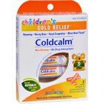 Boiron Children's Cold Calm Pellets - 2 Doses   Comprar Suplemento em Promoção Site Barato e Bom
