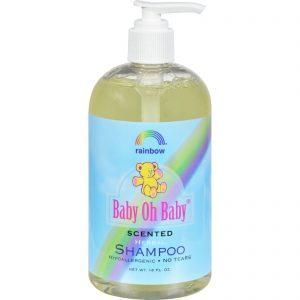 Rainbow Research Shampoo - Organic Herbal - Baby - Scented - 16 Fl Oz   Comprar Suplemento em Promoção Site Barato e Bom