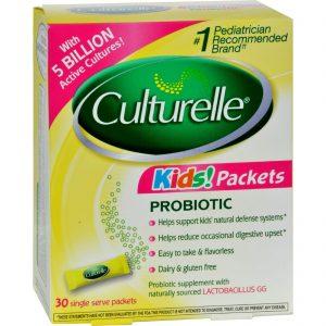 Culturelle Probiotics For Kids - 30 Packets   Comprar Suplemento em Promoção Site Barato e Bom