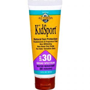 All Terrain Kid Sport Sunscreen Spf 30 - 1 Oz   Comprar Suplemento em Promoção Site Barato e Bom