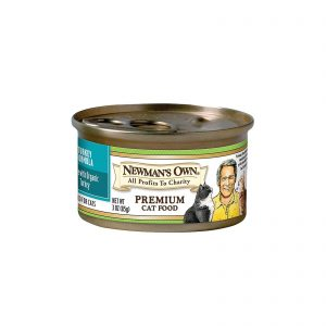 Newman's Own Organics Turkey Cat Food - Organic - Case Of 24 - 3 Oz.   Comprar Suplemento em Promoção Site Barato e Bom