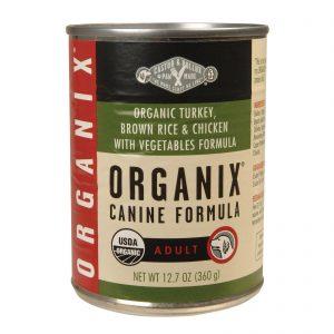 Castor And Pollux Organic Dog Food - Turkey And Chicken - Case Of 12 - 12.7 Oz.   Comprar Suplemento em Promoção Site Barato e Bom