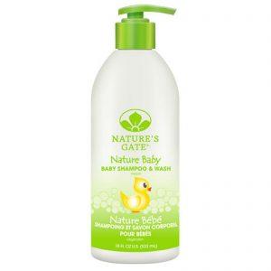 Nature's Gate Baby Shampoo And Wash - 18 Fl Oz   Comprar Suplemento em Promoção Site Barato e Bom