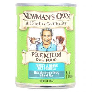 Newman's Own Organics Premium Turkey And Brown Rice - Case Of 12 - 12.7 Oz.   Comprar Suplemento em Promoção Site Barato e Bom