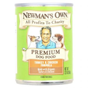 Newman's Own Organics Turkey And Chicken - Organic - Case Of 12 - 12.7 Oz.   Comprar Suplemento em Promoção Site Barato e Bom