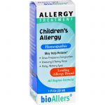 Bio-allers Children's Allergy Treatment - 1 Fl Oz   Comprar Suplemento em Promoção Site Barato e Bom