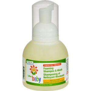Lafe's Natural And Organic Baby Foaming Shampoo And Wash - 12 Fl Oz   Comprar Suplemento em Promoção Site Barato e Bom