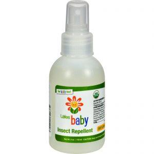 Lafe's Natural And Organic Baby Insect Repellent - 4 Fl Oz   Comprar Suplemento em Promoção Site Barato e Bom