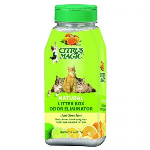 Citrus Magic Litter Box Odor Eliminator - 11.2 Oz   Comprar Suplemento em Promoção Site Barato e Bom
