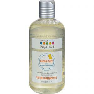 Nature's Baby Organics Bubble Bath - Moisturizing - Tangy Tangerine - 12 Oz   Comprar Suplemento em Promoção Site Barato e Bom