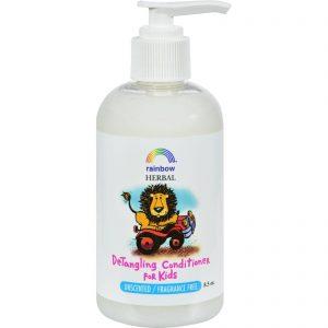 Rainbow Research Detangling Conditioner For Kids - Unscented - 8.5 Oz   Comprar Suplemento em Promoção Site Barato e Bom