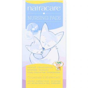 Natracare Natural Nursing Pads - 26 Count   Comprar Suplemento em Promoção Site Barato e Bom