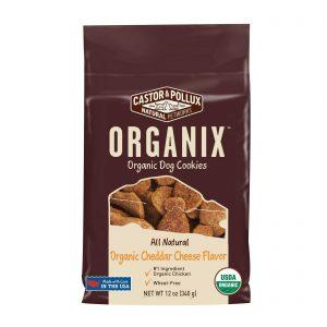 Castor And Pollux Organic Dog Cookies - Cheddar Cheese - Case Of 8 - 12 Oz.   Comprar Suplemento em Promoção Site Barato e Bom