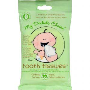 Tooth Tissues Dental Wipes - 30 Wipes   Comprar Suplemento em Promoção Site Barato e Bom