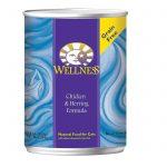 Wellness Pet Products Cat Food - Chicken And Herring - Case Of 12 - 12.5 Oz.   Comprar Suplemento em Promoção Site Barato e Bom