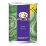 Wellness Pet Products Cat Food - Turkey Recipe - Case Of 12 - 12.5 Oz.   Comprar Suplemento em Promoção Site Barato e Bom