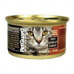 Petguard Cats Food - Beef And Barley Dinner - Case Of 24 - 3 Oz.   Comprar Suplemento em Promoção Site Barato e Bom