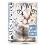 Petguard Cats Food - Savory Seafood Dinner - Case Of 12 - 13.2 Oz.   Comprar Suplemento em Promoção Site Barato e Bom