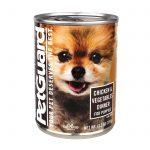 Petguard Dog Food - Chicken And Vegetable - Case Of 12 - 13.2 Oz.   Comprar Suplemento em Promoção Site Barato e Bom