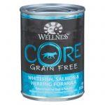 Wellness Pet Products Dog Food - Whitefish - Salmon And Herring - Case Of 12 - 12.5 Oz.   Comprar Suplemento em Promoção Site Barato e Bom