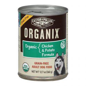 Castor And Pollux Organic Grain Free Dog Food - Chicken And Potato - Case Of 12 - 12.7 Oz.   Comprar Suplemento em Promoção Site Barato e Bom