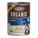Castor And Pollux Organic Grain Free Dog Food - Turkey And Vegetables - Case Of 12 - 12.7 Oz.   Comprar Suplemento em Promoção Site Barato e Bom