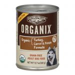 Castor And Pollux Organic Grain Free Dog Food - Turkey And Carrot And Potato - Case Of 12 - 12.7 Oz.   Comprar Suplemento em Promoção Site Barato e Bom