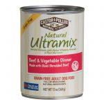 Castor And Pollux Ultra Mix Dog Food - Beef And Vegetables - Case Of 12 - 13 Oz.   Comprar Suplemento em Promoção Site Barato e Bom