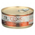 Wellness Pet Products Cat Food - Core Chicken - Turkey And Chicken Liver - Case Of 24 - 5.5 Oz.   Comprar Suplemento em Promoção Site Barato e Bom