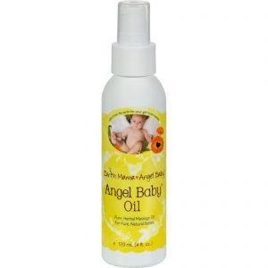 Earth Mama Angel Baby Oil - 4 Oz   Comprar Suplemento em Promoção Site Barato e Bom