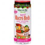 Macrolife Naturals Jr. Macro Reds For Kids Berri - 7.1 Oz   Comprar Suplemento em Promoção Site Barato e Bom