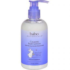 Babo Botanicals Moisturizing Lotion Lavender - 8 Fl Oz   Comprar Suplemento em Promoção Site Barato e Bom