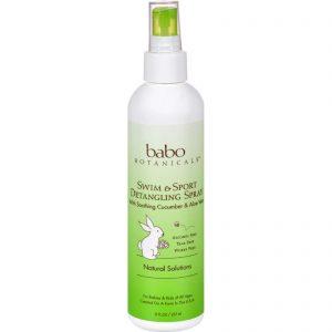 Babo Botanicals Conditioner Uv Sport Spray - Berry - 8 Oz   Comprar Suplemento em Promoção Site Barato e Bom