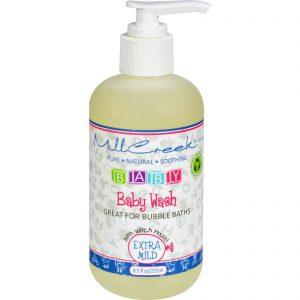 Mill Creek Botanicals Baby Wash - 8.5 Fl Oz   Comprar Suplemento em Promoção Site Barato e Bom