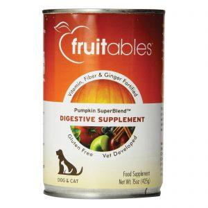 Fruitables Canned Dog Food - Pumpkin Superblend - 15 Oz   Comprar Suplemento em Promoção Site Barato e Bom