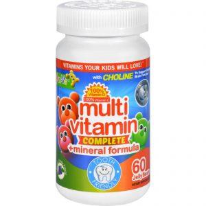 Yum V's Multi Vitamin Plus Mineral Formula Jellies Yummy Grape - 60 Chewables   Comprar Suplemento em Promoção Site Barato e Bom