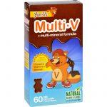 Yum V's Multi-v Plus Multi-mineral Formula Milk Chocolate - 60 Bears   Comprar Suplemento em Promoção Site Barato e Bom