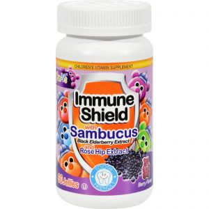 Yum V's Immune Shield With Sambucus - 60 Chews   Comprar Suplemento em Promoção Site Barato e Bom
