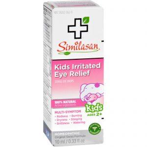 Similasan Kids Irritated Eye Relief - .33 Oz   Comprar Suplemento em Promoção Site Barato e Bom