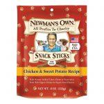Newman's Own Organics Snacks Sticks - Chicken And Potato - Case Of 12 - 4 Oz.   Comprar Suplemento em Promoção Site Barato e Bom