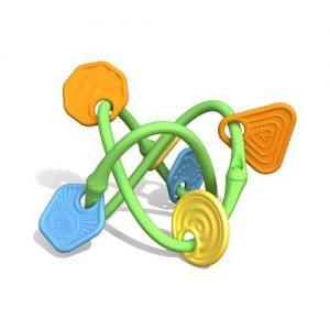 Green Toys Twist Teether   Comprar Suplemento em Promoção Site Barato e Bom
